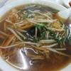 杭州酒家 吉田屋 - 料理写真:もやしラーメン(700円)