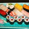 開江寿し - 料理写真:握り寿司 特上(本日は2800円)