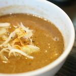 和利道 - スープ かなり濃厚です