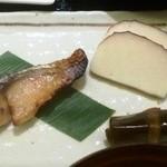 最上亭 - 朝食の和定食