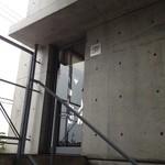 ジャバザハット - 入口