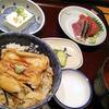 時流家 - 料理写真:穴子丼定食(刺身付)¥950