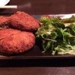 あぶりや 三日月亭 - 料理写真:2013年11月、メンコロ定食