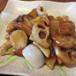 旬菜中華工房 - 白身魚の甘酢煮 香酢風味