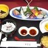 生簀篭 - 料理写真:鯵活け造り膳