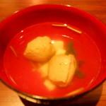 和食 瑞花 - つみれ汁