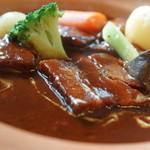 ポトフ - 料理写真:ビーフシチゥ