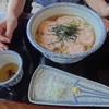 うどん・ど・りっち - 料理写真:とろろうどん 桃花 850円