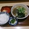麺ざんまい - 料理写真:伊勢うどん朝セット