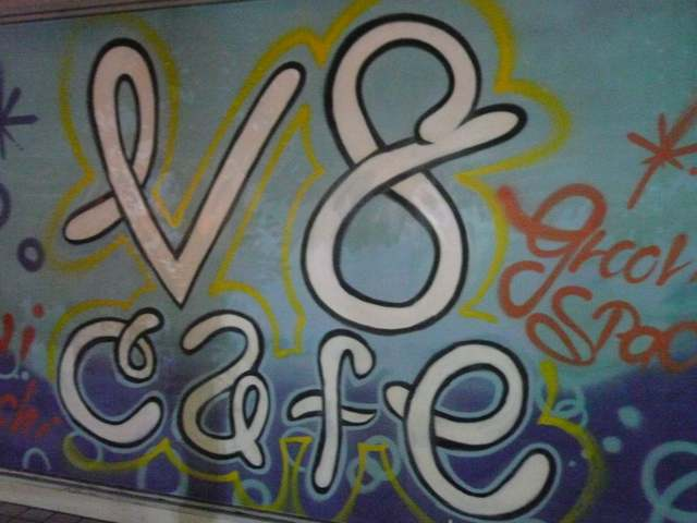V8カフェ