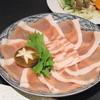 休暇村 指宿 - 料理写真:六白黒豚しゃぶしゃぶ
