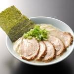 らーめん専門店小川 - ちゃーしゅー麺