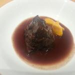 22303432 - 牛頬肉の赤ワイン煮