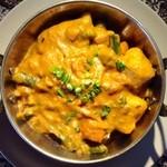 トポリ - 第3位 ベジタブルカレー 季節の野菜がゴロゴロ入ったヘルシーでボリューミーなカレー。