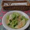 ソングバード - 料理写真:サラダ(レタス&リンゴ)