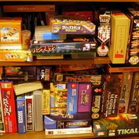 国内外産のボードゲームを無料貸し出し