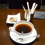 日本料理 つる家  - ホットコーヒー♪