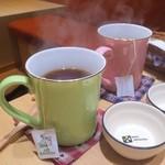 ガレット・カフェフェアリーハウス - 紅茶ホット