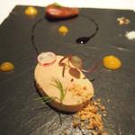 ラ・ビオグラフィ - 料理写真:15,750円のディナーコース。