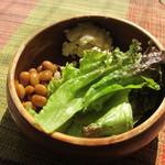 ネマルカフェ - サラダ