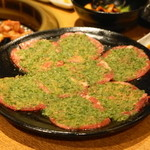 焼肉問屋 牛蔵 - ねぎタン塩(788円)2人前