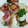 トラットリア デジナーレ - 料理写真:ランチコースの前菜盛り合わせ