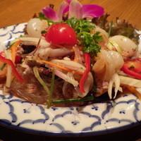 一流タイ人シェフがつくる美味しいタイ料理