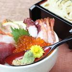 一番地 - 海鮮丼セット