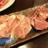福七輪 - 料理写真:131106 ホルモン三点盛り