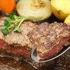 まーさんの家 - 料理写真:当店一番人気 石垣牛レアハンバーグ