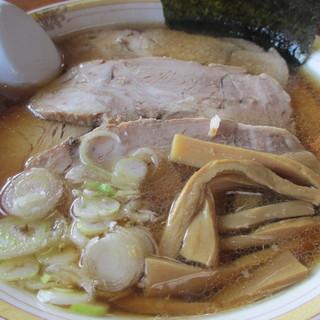 中華そば処 琴平荘 - 料理写真:850えん チャーシューメン(指定:こってり)2013.10
