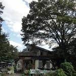 cafe KO-BA - 建物外観