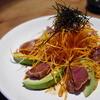 マッチポイント - 料理写真:まぐろアボカドサラダ