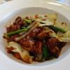 沙羅 - 料理写真:豚ロースとキャベツの味噌炒め