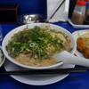 来来亭  - 料理写真:牡蠣フライとご飯をセットしたランチの全景です