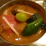 想いの木 - 大地の四季物語カリー(野菜)