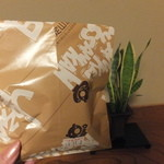 定山渓物産館 - おまんじゅう70円の袋(定山渓第一寶亭留 翠山にて)