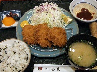とんかつ玉藤 清田店