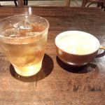 レッドドラゴン - お茶とスープ