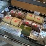 網走スウィーツ スポンジ屋 - 店内2