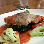Largo - ポークフィレ肉のロースト