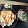 まんぷく - 料理写真:カツ丼 750円 2013.11