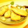 勝時 - 料理写真:真あじフライと串カツ