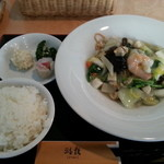CANAE China 福龍 - 週替わりCランチ