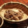 伊勢藤 - 料理写真:一汁三菜 (蕎麦) (2013/10)