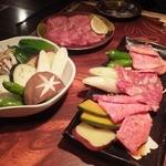 焼肉ひび屋 - 2013/11 肉は全部美味しい!