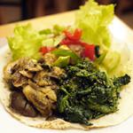 タムタム - 前菜3種盛り