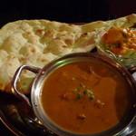 インドレストラン Taji - チキンカレー