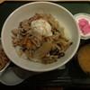 おおさき 季膳房 - 料理写真:豚スタミナ丼:580円
