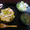 COCOの味 - 料理写真:親子丼(ランチ)